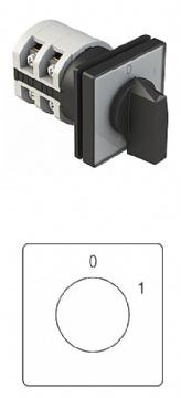 3-POLNE SKLOPKE; 0-1; ugradbene