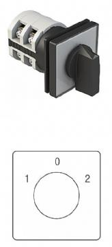 3-POLNE SKLOPKE; 1-0-2; ugradbene